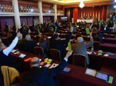 Incêndios na Amazônia são tema central de debate no plenário do Parlasul no Uruguai