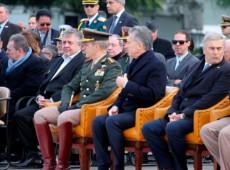 O que o presidente e ex-vendedor de armas Mauricio Macri quer dos militares argentinos?