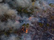 Liderança Manoki do MT denuncia incêndios criminosos em terra indígena