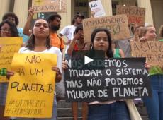 """CUT confirma participação do Brasil na """"greve mundial contra mudanças climáticas"""""""