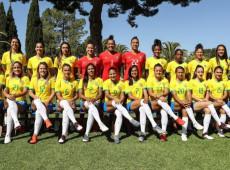 Guia nacional para acompanhar a Copa do Mundo de Futebol Feminino na França