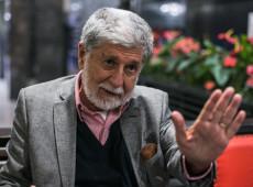 """""""Não teremos uma verdadeira democracia enquanto Lula não estiver solto"""", diz Amorim"""