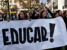 No Chile, Greve nacional dos professores da educação pública chega em sua quarta semana