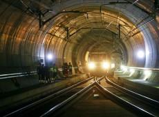 China confirma financiamento integral para construção do túnel mais longo do mundo