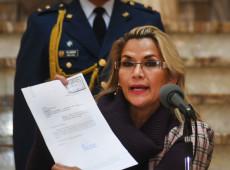 As duas faces de Jeanine Áñez: autoriza massacres, mas lamenta as mortes na Bolívia