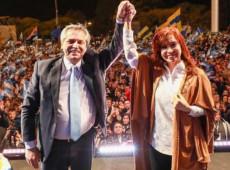 """Alberto Fernandez: """"A única coisa que Macri produziu foram 4,5 milhões de pobres"""""""