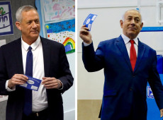 Empate técnico em Israel mostra que partidos não terão forças para formar governo sozinhos