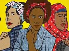 """Mulheres muçulmanas importam: uma escrita contra o feminismo Sinhá e """"halfies"""""""