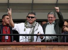Em liberdade, Jesús Santrich denuncia que embaixada dos EUA impõe guerra na Colômbia