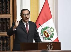 Vizcarra e Congresso travam queda de braço fatal; entenda nova crise no Peru