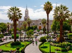 """""""Qualquer tempo passado foi melhor"""": O neoliberalismo nas estantes de Arequipa"""