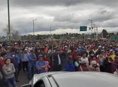 Diante de repressão e mortes no Equador, indígenas não irão recuar, diz Jaime Vargas