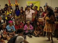 """Mulheres indígenas ocupam Sesai: """"não vamos nos calar, não vamos recuar"""""""