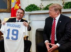 Quem ganha e quem perde? 4 ofertas de Jair Bolsonaro e 7 promessas de Donald Trump