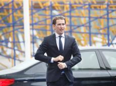 Sebastian Kurz é reeleito na Áustria e pondera aliança com extrema-direita