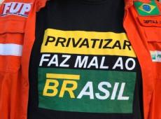 Frente Parlamentar Mista contra venda da Petrobras será lançada no Congresso Nacional