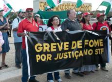 """""""O silêncio do STF indica o sequestro da mais alta corte pelo golpe"""", diz Frei Sérgio"""