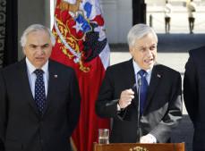 Piñera acusa golpe em sua imagem e solicita que ONU apure situação de direitos humanos