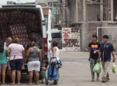 """Fome avança na Argentina: """"se mandam uma maçã à escola, as professoras cortam ao meio"""""""
