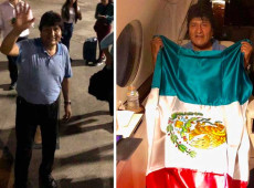 """""""Que o mundo saiba que nosso pecado foi ser anti-imperialista"""", diz Evo, exilado no México"""