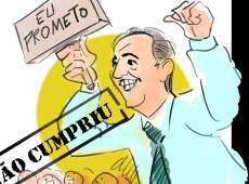 O tempo passa e latino-americanos continuam sendo enganados com falsas promessas