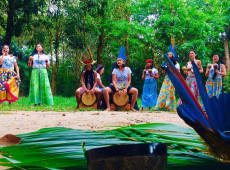 """""""Suraras do Tapajós"""": música para empoderar mulheres indígenas em Alter do Chão"""