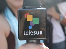 "Plano de Guaidó de ""tomar"" teleSUR é parte da trama dos EUA para desestabilizar Venezuela"