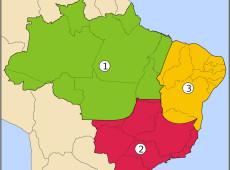 A divisão territorial do Brasil e as ameaças históricas que colocam em risco nossa Amazônia
