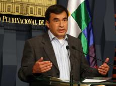 Oposição boliviana pretende entregar o país aos EUA denuncia ministro boliviano