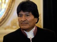 Presidente da Bolívia pede que governos mantenham região como zona de paz