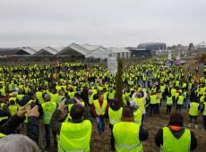 Coletes amarelos: O que está em jogo nesta mobilização popular contra Macron na França