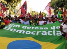 É de máxima urgência mobilizar a sociedade brasileira em defesa da democracia