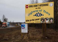 Estrada 16: Mulheres indígenas no Canadá, um caminho de lágrimas na Colúmbia Britânica