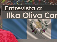 Ilka Oliva: Foram as letras que deram voz ao vazio insondável que me habita