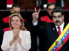 """""""A quem interessa uma intervenção na Venezuela?"""", questiona Gleisi Hoffmann"""
