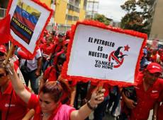 Por que ninguém fala sobre o crime dos Estados Unidos contra a Venezuela?