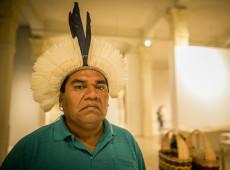 'Se fizerem alguma reintegração de posse em terra indígena, vamos confrontar o governo brasileiro'
