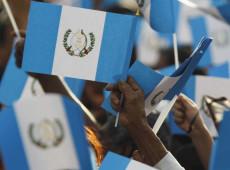 Eleições na Guatemala: Circo eleitoral está pegando fogo enquanto população é castigada