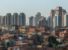 Oxfam aponta que após golpe redução da desigualdade de renda estagnou no Brasil