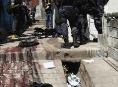 Com 1546 assassinatos, política de extermínio de Witzel bate recorde de mortes pela polícia