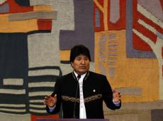 Outra vez candidato a reeleição, Morales está há treze anos em campanha eleitoral