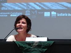 """""""A imprensa brasileira também precisa fazer sua autocrítica"""", afirma Eliane Brum"""
