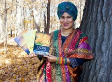 Ilka Oliva Corado publica seis livros de poemas e relatos