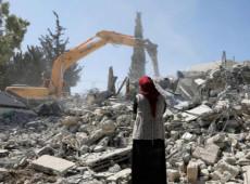 Israel expulsou 3000 palestinos das suas casas em Jerusalém nos últimos 15 anos