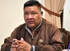 """""""Derrotaremos o golpe"""", diz Presidente da Câmara dos Deputados da Bolívia em exclusiva"""