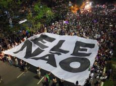 #EleNão: Mais de um milhão de mulheres marcharam contra Bolsonaro em todo o Brasil
