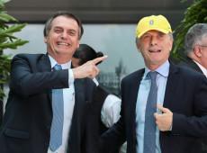"""Argentinos rejeitam Jair Bolsonaro: """"Seu ódio não é bem-vindo aqui"""""""