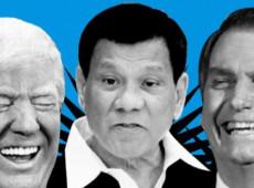 Trump, Duterte, Bolsonaro, Johnson: quem colocou os psicopatas no poder?