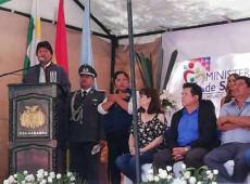 Na contramão dos vizinhos, Evo Morales favorece políticas sociais e cria SUS boliviano