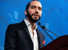 """Presidente de El Salvador toma posse e diz que país precisará de """"remédios amargos"""""""